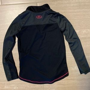 Under Armour Shirts & Tops - Girls Under Armour 3/4 ZIP top
